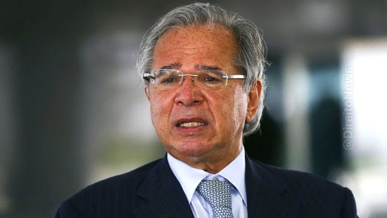 stf recebe pedido impeachment paulo guedes