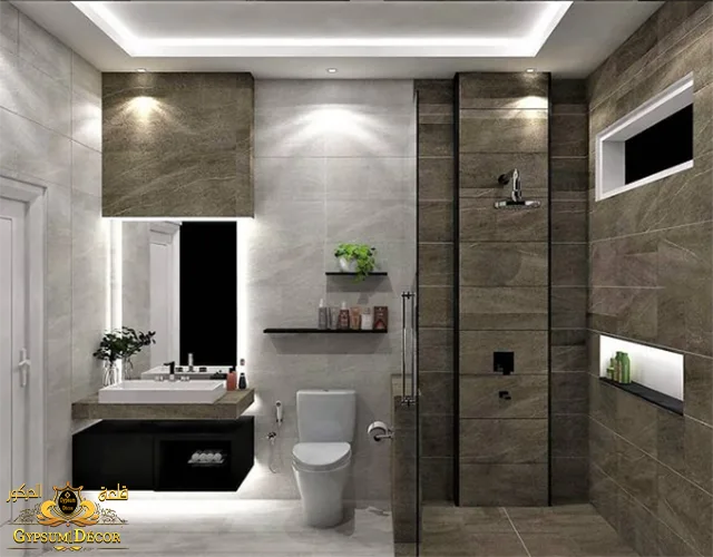 تصاميم حمامات مودرن 2022