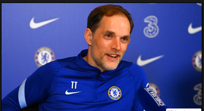 Tuchel: I'm not interested in the five Chelsea players nominated for the Ballon D'Or in 2021.