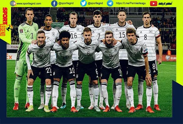 منتخب المانشافت من حجز بطاقة التأهل الأولى من القارة الأوروبية إلى نهائيات بطولة كأس العالم لكرة القدم 2022 في قطر