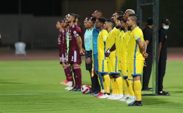 اهداف مباراة النصر والفيصلي (1-2) الدوري السعودي