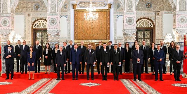 بروفايلات أعضاء الحكومة الجديدة