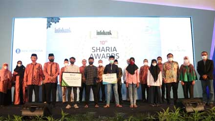 Infobank Sharia Award 2021