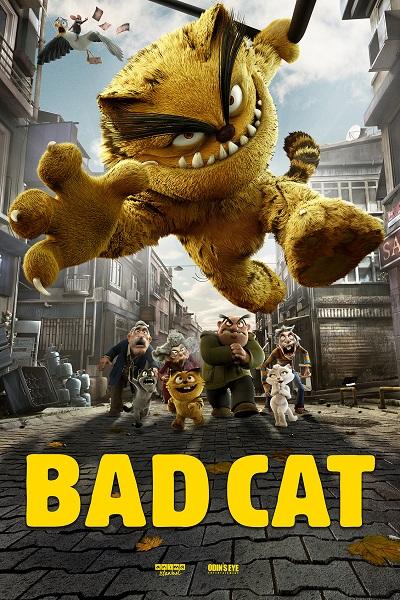 Download Bad Cat (2016) UNCUT Dual Audio [Hindi+English] 720p + 1080p Bluray