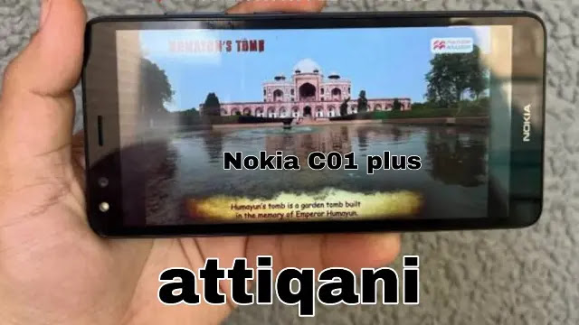 مراجعة Nokia C01 Plus خيار مستوى دخول لائق