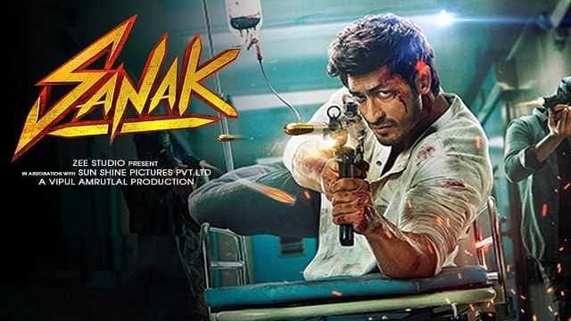Sanak Full Movie Watch Download online free - Vidyut Jammwal