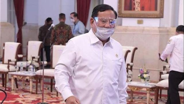 Didorong Lagi Maju Pilpres 2024, Prabowo Dijerumuskan?