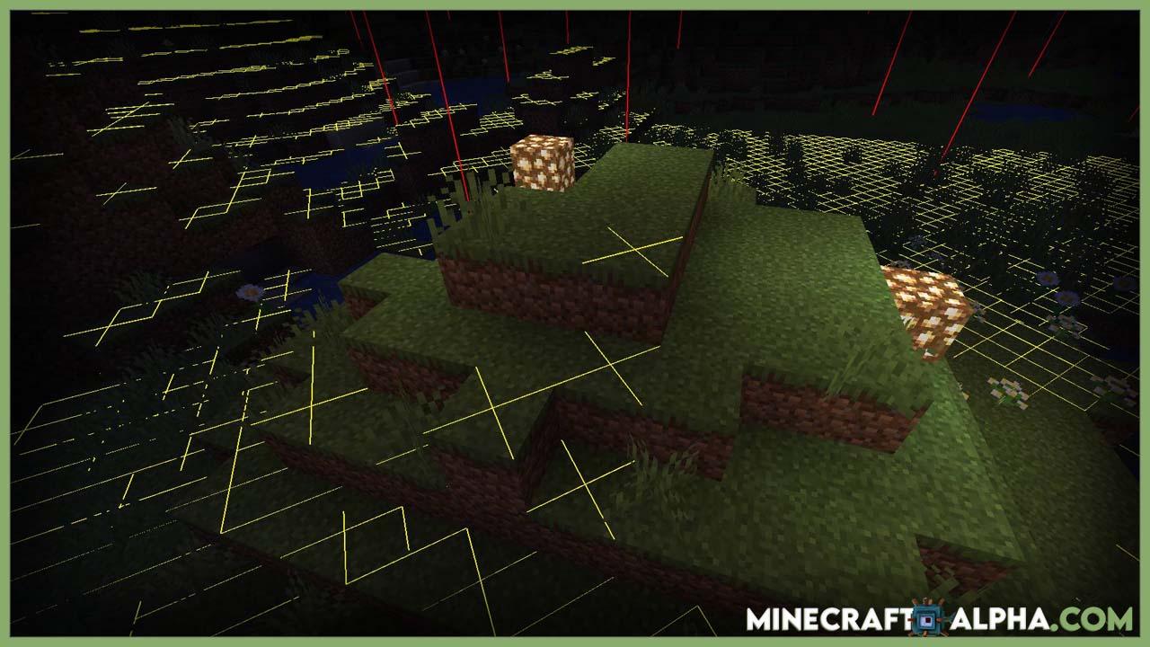 Minecraft More Overlays Updated Mod 1.17.1 (NEI Overlays)