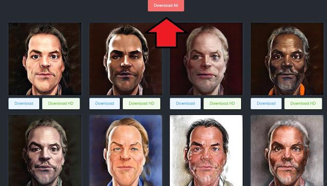 طريقة تحويل صورتك الى كرتون مضحك اونلاين بدون تطبيقات 2022