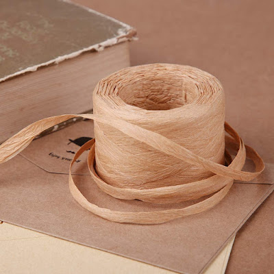 Best Quality Natural Raffia Ribbon for Crafts and Decoration