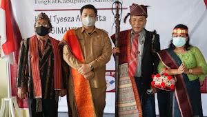 Batahan Siringoringo Terpilih Sebagai Ketua Lembaga Adat dan Budaya Samosir