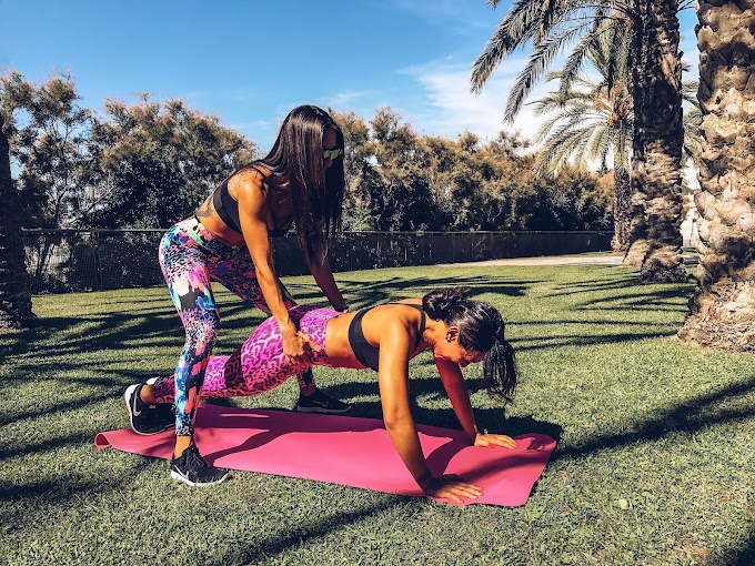 TONED ABDOMINAL MUSCLES Get fit in just four minutes with the Tabata method