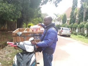 HND holder- WHY I ABANDONED MY BANK JOB FOR BREAD-SELLING