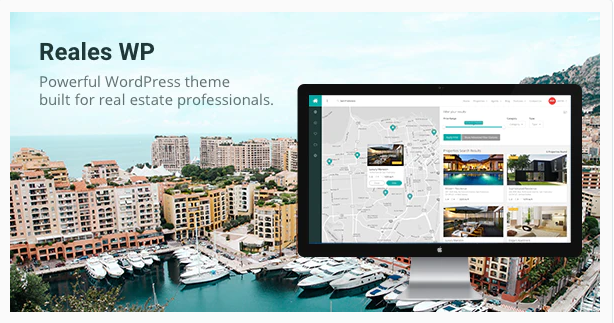 Reales WP   7+ Best WordPress Themes For Real Estate Company