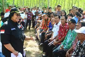 Lingkungan Fisik Desa Buntoi