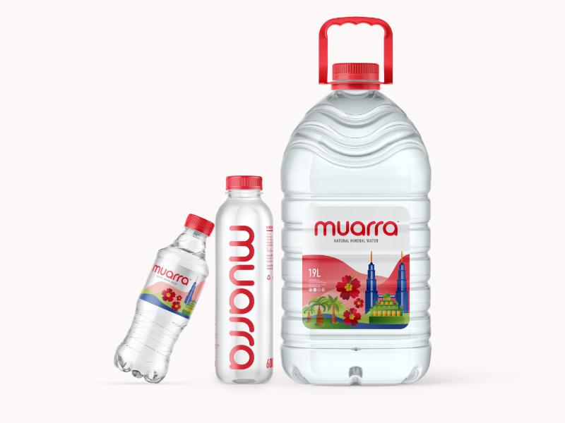 Muarra Mineral Water, Malaysia