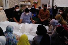 Inna Lillahi Wa Inna Ilaihi Rojiun : Istri Wakil Wali Kota Medan Meninggal Dunia