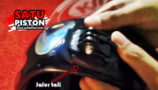 3 Cara Pasang Action Cam di Helm Full Face (Action cam Brica Bpro 5 AE Mark iiis)