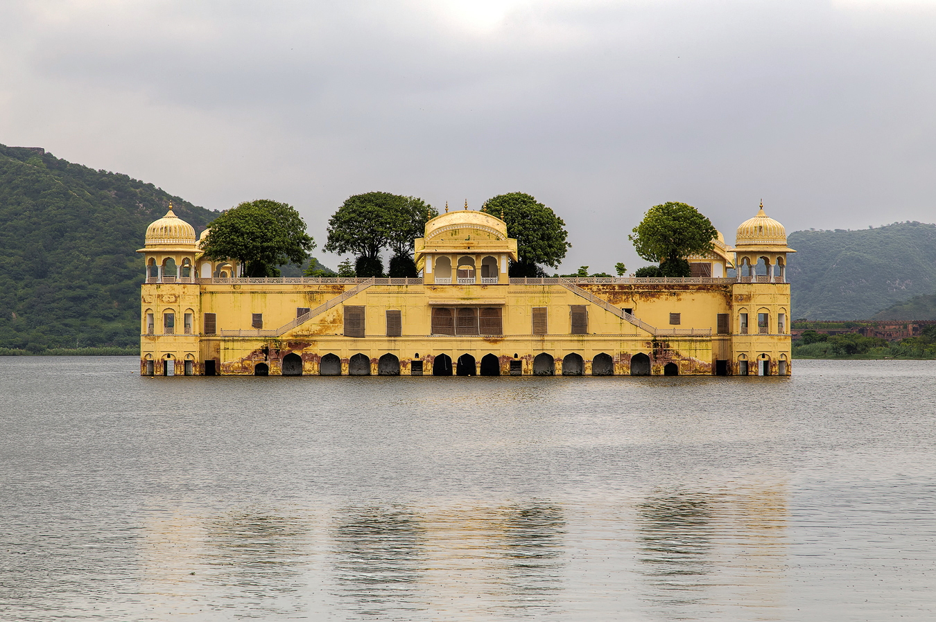 Jal Mahal Water Palace