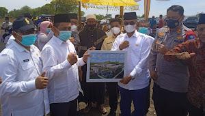 Dengan Alokasi Dana 30 M, Pembangunan Rumah Sakit Regional Bireuen Mulai di Kerjakan