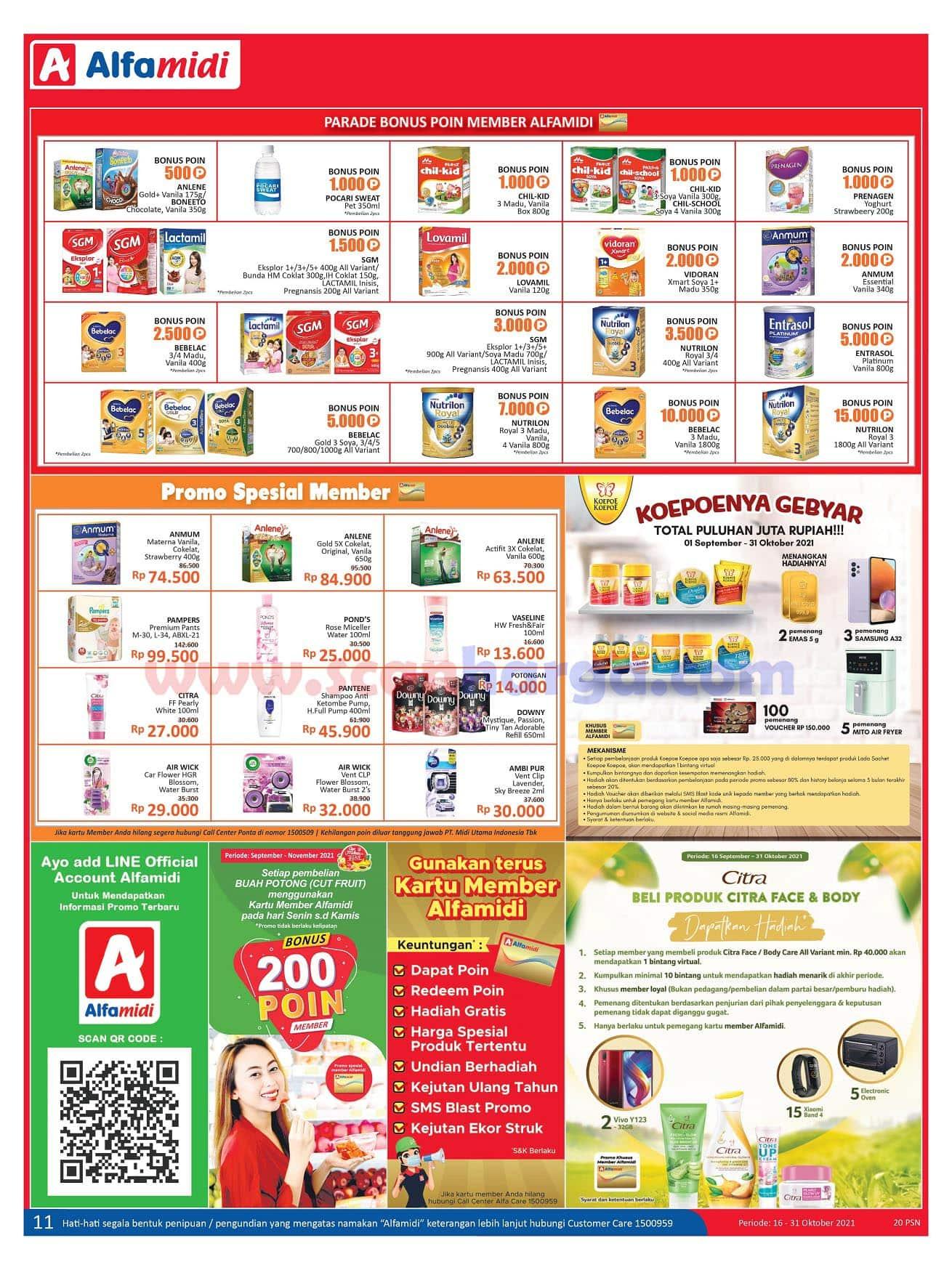 Katalog Promo Alfamidi 16 - 31 Oktober 2021 11