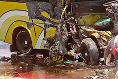 Pengemudi Mobil Isuzu Jumbo, Kehilangan Nyawa Akibat Kecelakaan di Aceh Timur