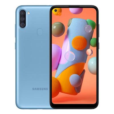 Screen Recorder Samsung Galaxy A11