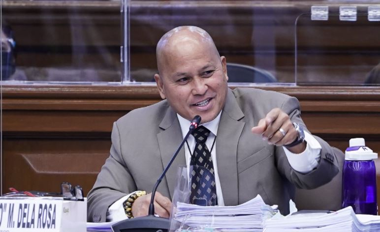 Bato Dela Rosa to run for president under PDP-Laban