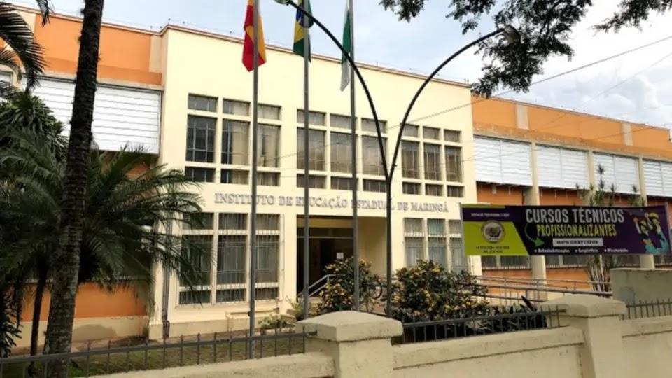 O Instituto de Educação Estadual de Maringá está desde quarta-feira, 6, sem aulas para dedetização do local. Cinco alunos testaram positivo para o coronavírus e a instituição suspendeu as aulas até o dia 13 de outubro.