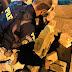 Eunápolis: Idoso é preso com crack e cocaína avaliados em R$ 2,5 milhões