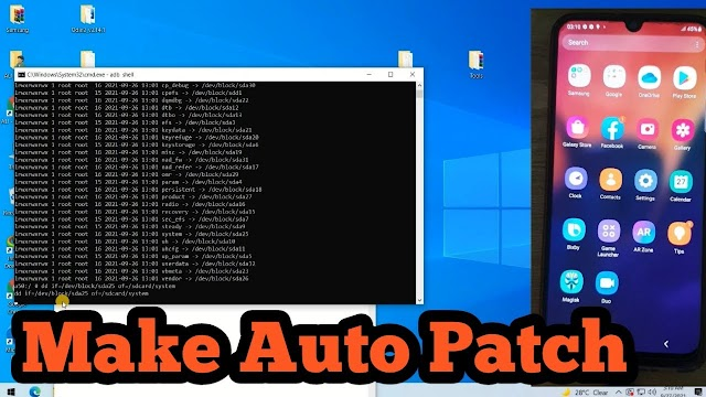 How To Make AutoPatch File Samsung   Samsung Autopatch Firmware