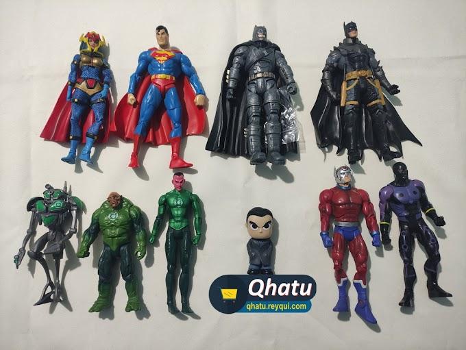 DC Comics: Figuras articuladas de colección