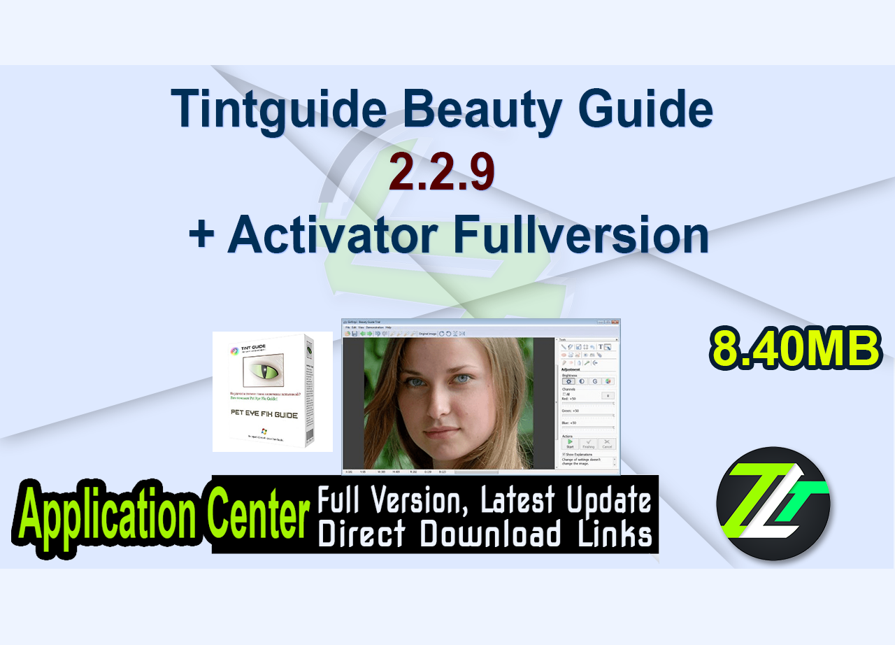 Tintguide Beauty Guide 2.2.9 + Activator Fullversion