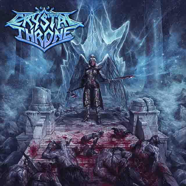 Ο ομώνυμος δίσκος των Crystal Throne