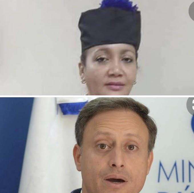 Ex fiscal de Higüey Elizabeth Rijo, acusa Jean Elain Rodríguez de sacarla del ministerio público.