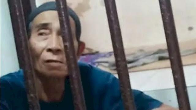 Tangkap Pencuri Ikan di Kolam yang Dijaganya, Kakek di Demak Ini Malah Dipenjara