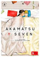 Akamatsu y Seven: Macarras in Love #3 - Ediciones Tomodomo