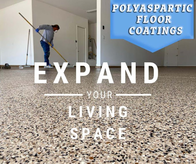 Expand Your Living Space With Polyaspartic Coatings