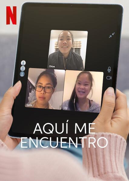 Found (2021) NF WEB-DL 1080p Latino
