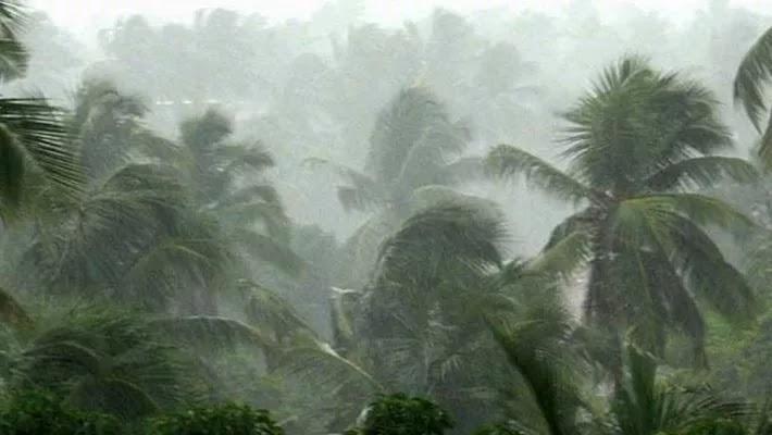 ശക്തമായ മഴയ്ക്ക് സാധ്യത; വടക്കന് കേരളത്തില് ഇന്നും നാളെയും ഓറഞ്ച് ജാഗ്രത   Chance of heavy rain; Orange alert in North Kerala today and tomorrow