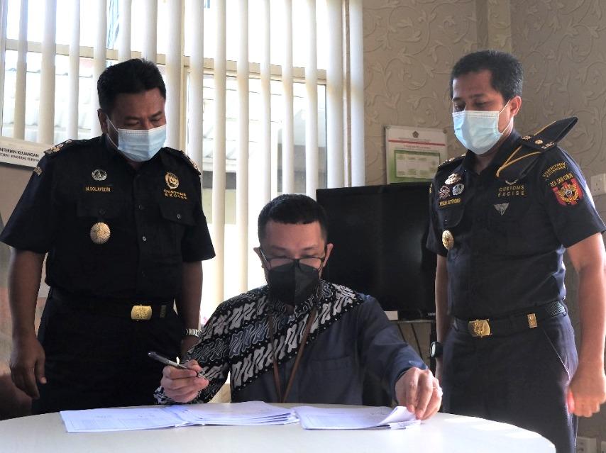 BC Batam Lelang 7 Unit Ranmor, Terkumpul Rp 5,869 Miliar