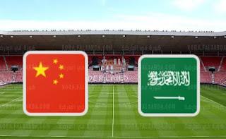 مشاهدة مباراة السعودية والصين بث مباشر بتاريخ 12-10-2021 تصفيات آسيا المؤهلة لكأس العالم 2022