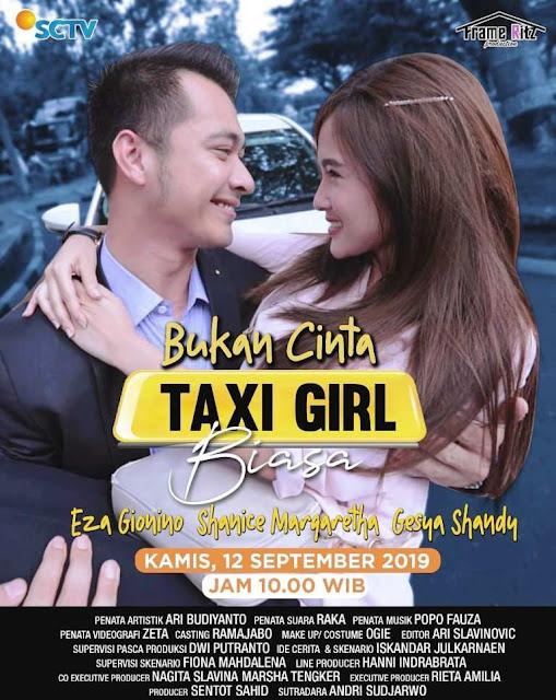 Nama Pemain FTV Bukan Cinta Taxi Girl Biasa SCTV