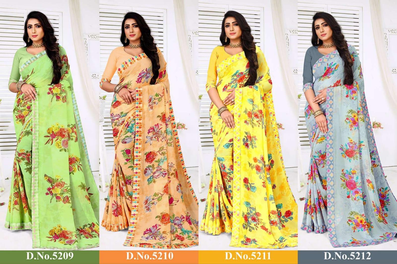 Aishwarya Shivani Sarees Catalog Lowest Price