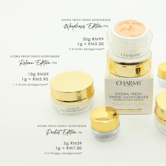 Charms Cosmetic Skincare Bantu Lahirkan Ramai Usahawan Dengan Program Morphosis 2021