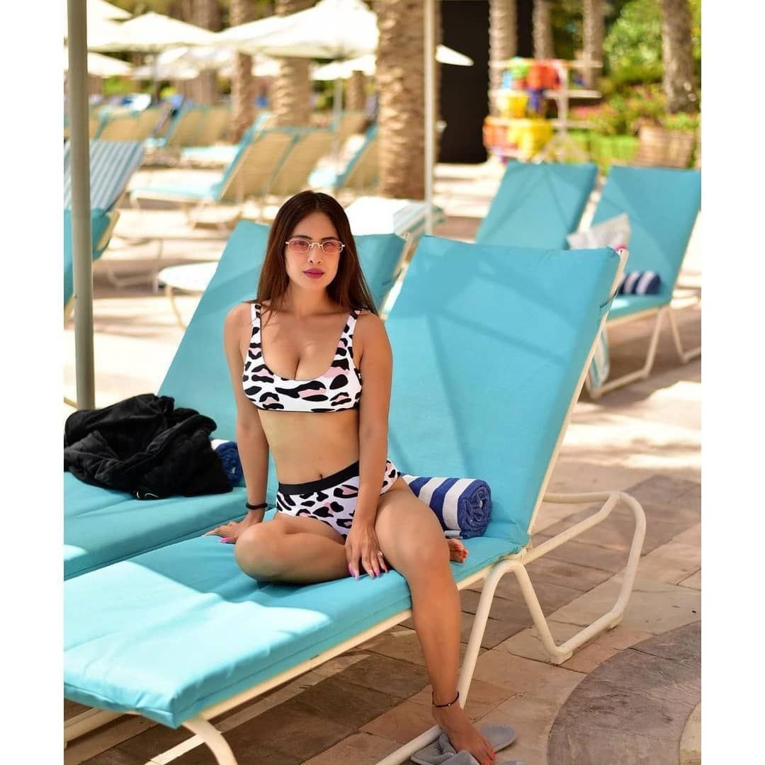 Neha Malik Hot and Sexy Pictures In Bikini - Insta Stars