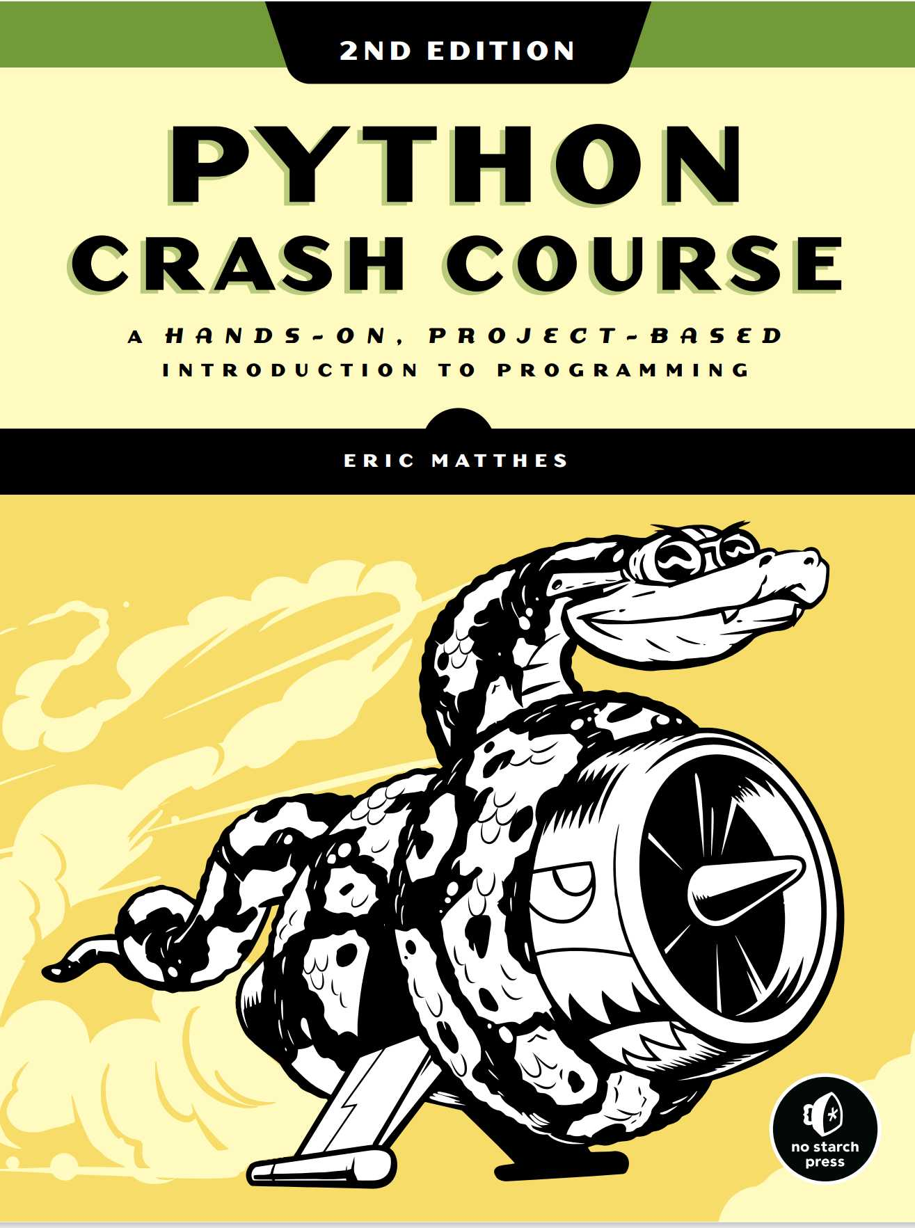 Learn Python Crash Course From Scratch PDF NotesFree 2021