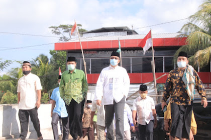 Gubernur NTB:Kunjungi Ponpes Mualimin Muhammadiyah Narmada