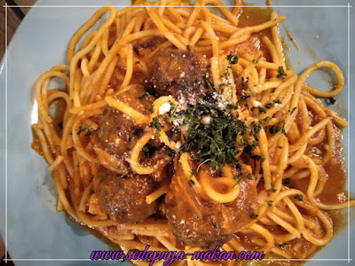 spaghetti meatball beef