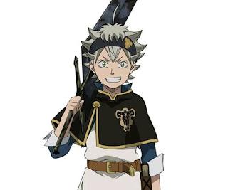 Daftar Nama Karakter Black Clover Lengkap Anime